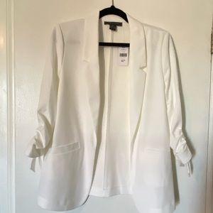 White light blazer